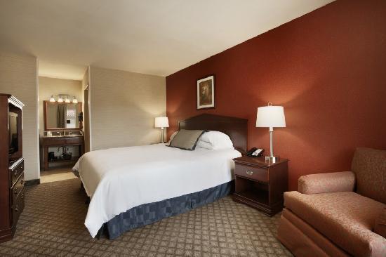 Motel 6 La Mesa CA: King Room