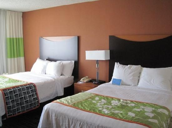 Red Roof Inn & Suites Atlantic City: chambre / room