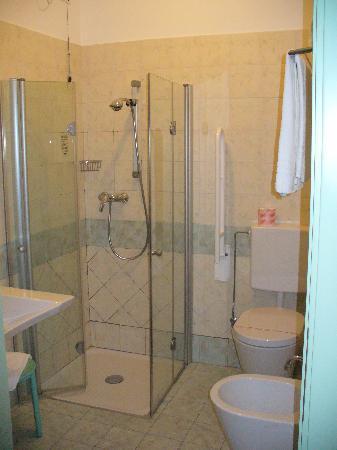 Hotel Ristorante Villa Elena: bagno