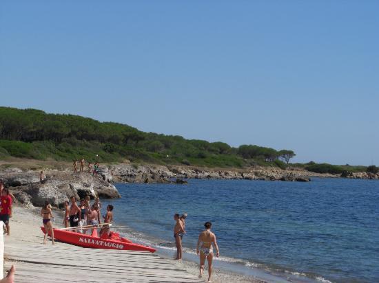 Club Hotel Marina Seada Beach : spiaggia