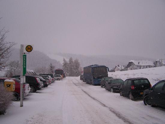 H+ Hotel Willingen: Parking