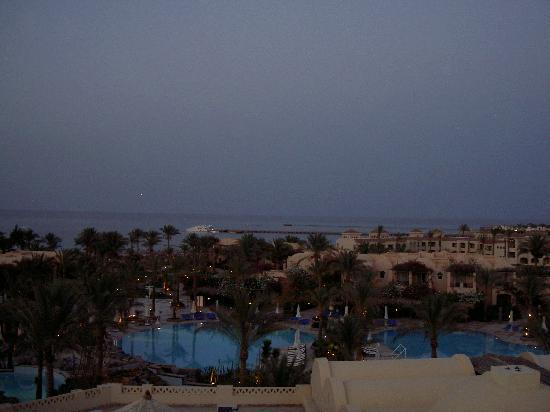 Iberotel Makadi Beach: Hotel vom Oben