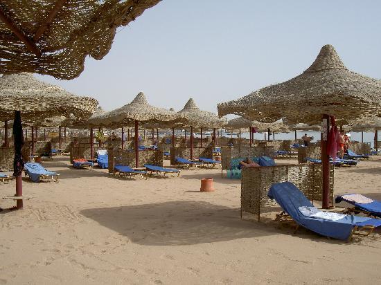 Iberotel Makadi Beach: Strand