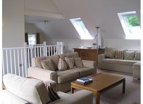 The Kenmore Club: Living Room