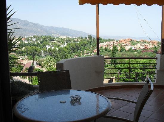 Senorio de Aloha: View from front balcony
