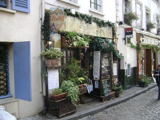 Ermitage Hotel Sacre-Coeur: charming Montmartre