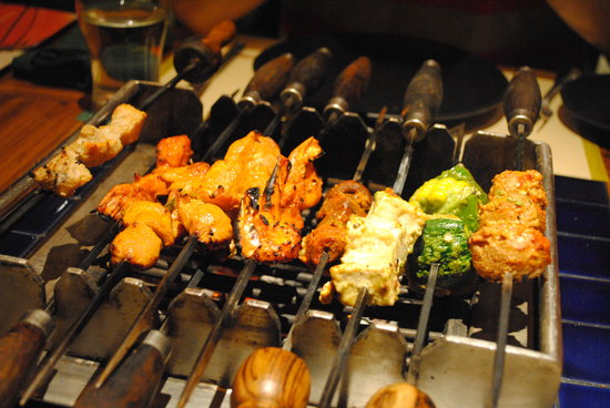 Barbeque Nation Hyderabad Anr Center Ground Floor 6 3