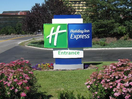 Holiday Inn Express Spokane Downtown: Come see us again!