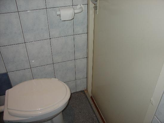 Hotel Benelux : The toilet !!!