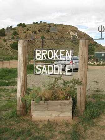 Broken Saddle Riding Company