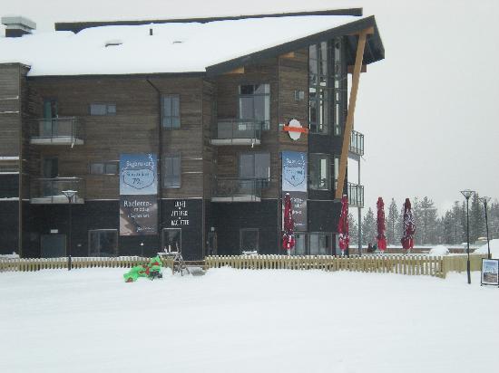 super ski location - Picture of Radisson Blu Resort, Trysil, Trysil Municipality - TripAdvisor