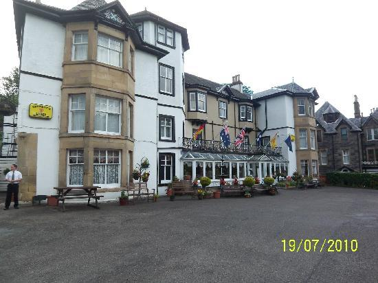 The STRATHPEFFER HOTEL