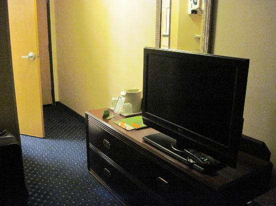 BEST WESTERN PLUS Fresno Airport Hotel: The dub room