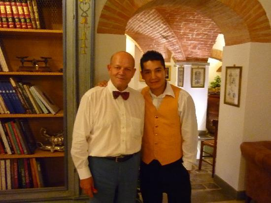 Hotel Mulino di Firenze : Une équipe en or !