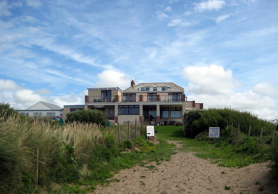 Widemouth Bay, UK: The Beach House Hotel
