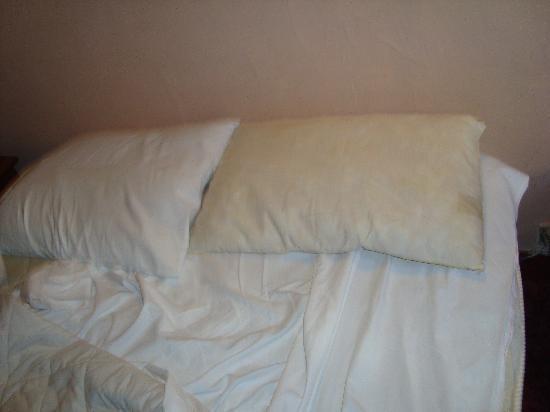 Hotel de Provence : cuscino senza federa