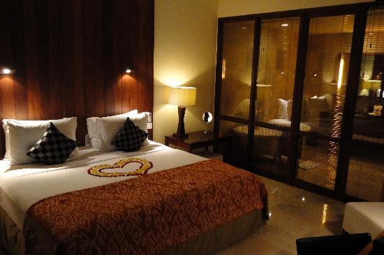 Komaneka at Bisma: Suite room