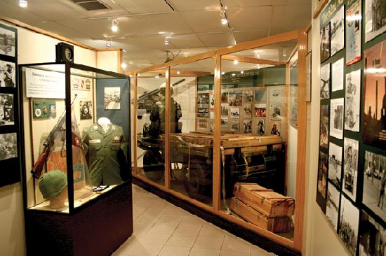 Fayetteville, NC: 82nd Airborne Museum on Fort Bragg