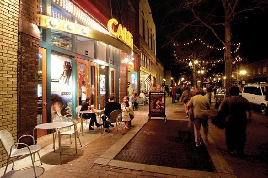 Fayetteville, NC: Cape Fear Regional Theater