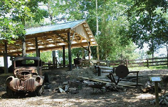 Fayetteville, NC: Gillis Hill Farms