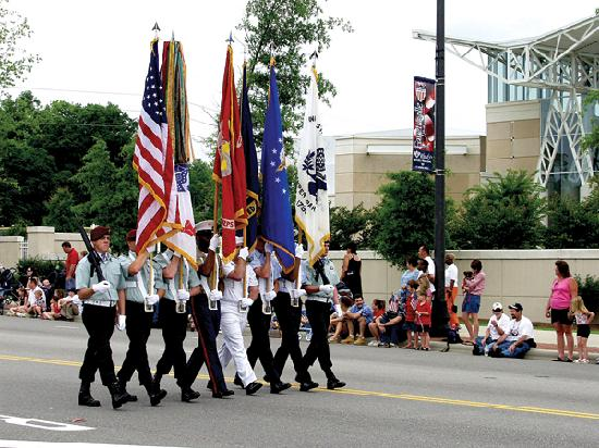 Fayetteville, NC: Veterans Day Parade