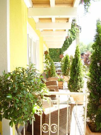 Villa Klothilde: Appartements mit Terrassen