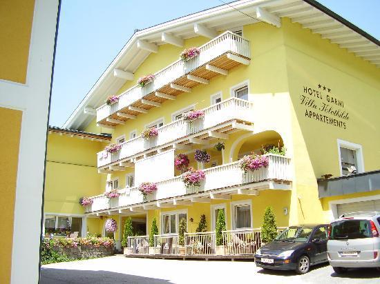 Villa Klothilde : Ein Haus der Ruhe und Stille