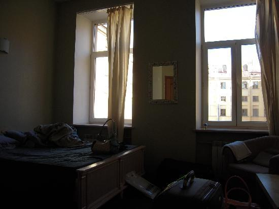 Randhouse B&B Admiralteskaya: Room