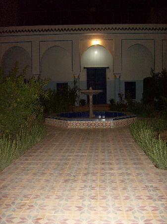 Taliouine, Maroko: Vue de  Nuit