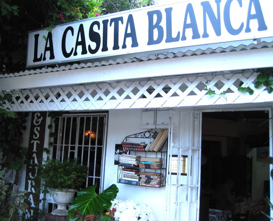 La Casita Blanca : We'll be back!