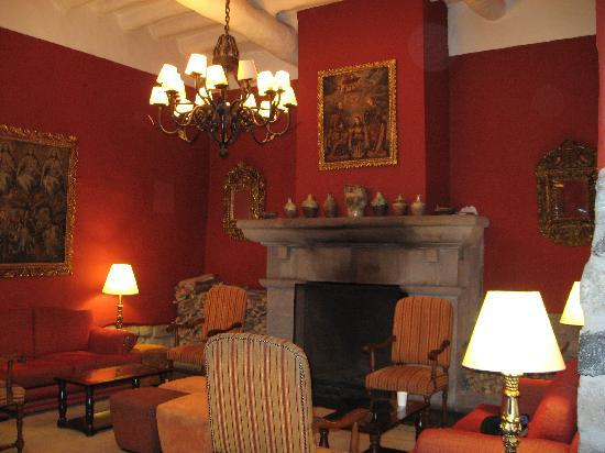 Casa Andina Premium Cusco: Casa Andina Private Collection lobby