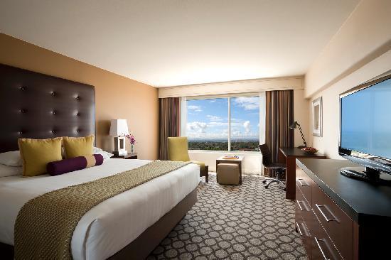 Hyatt Regency Orange County: King Guestroom