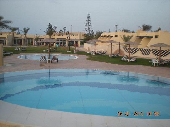 Borg El Arab, Egipto: una delle piscine