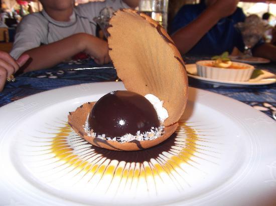 amazing dessert! - Picture of Mama's Fish House, Paia - TripAdvisor
