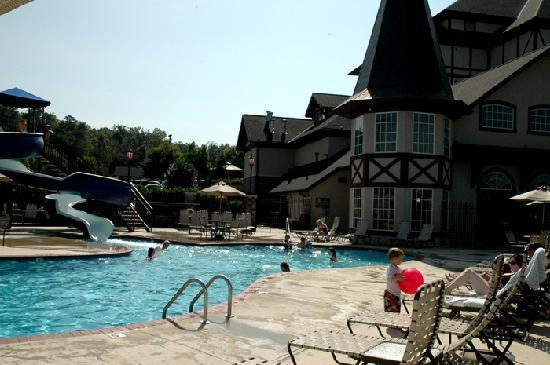 pool picture of the inn at christmas place pigeon forge tripadvisor rh tripadvisor com