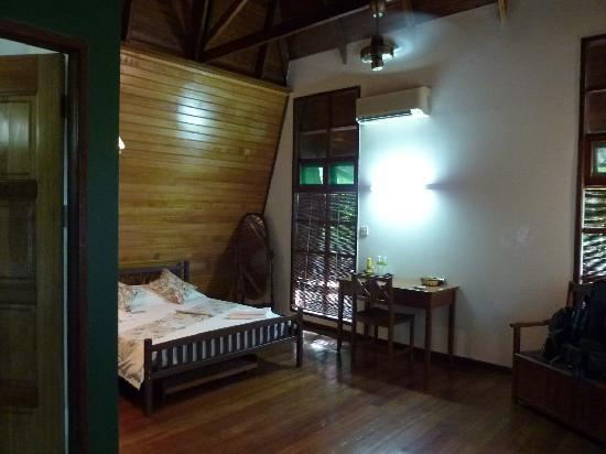 Tabin Wildlife Resort: Hill Cabin