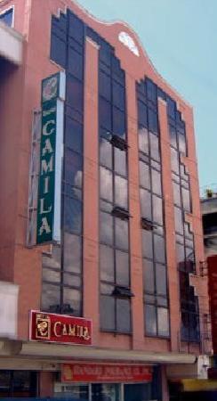 Pagadian City, Philippines: Hotel Camila's facade