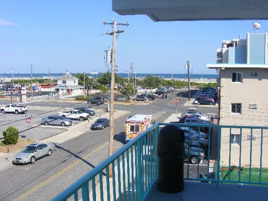 Sea Scape Inn: Our view!
