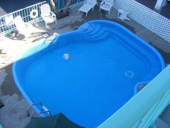 Sea Scape Inn: Great pool!