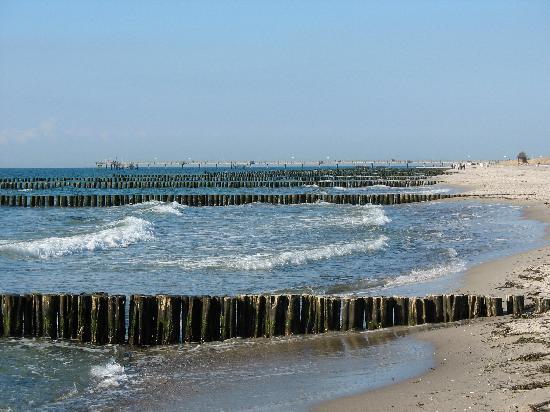 Ostseehotel Wustrow: Am Strand