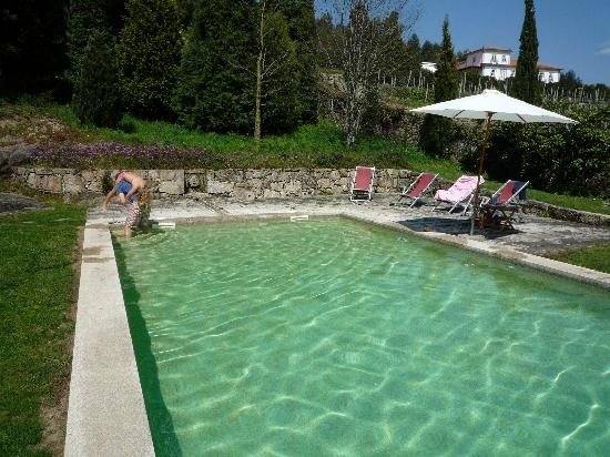 Quinta da Bouca d'Arques: beautiful pool area