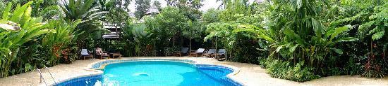 Phu Pha Ao Nang Resort and Spa: Zentrale Poolanlage