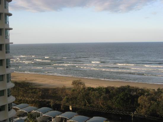 Maroochydore, Australia: View from apartment
