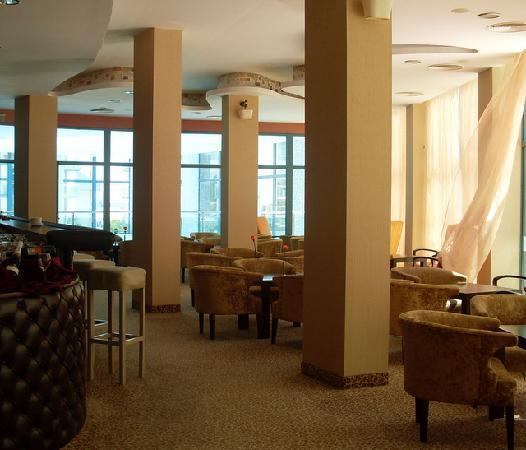 Primorsko, Bulgaria: cafeteria