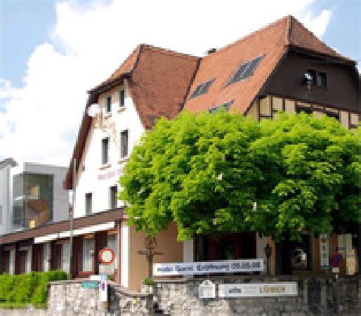 Hotel Löwen: Hotel mit Garten