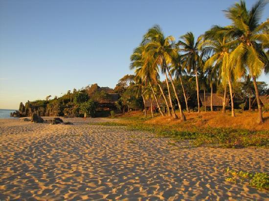 Anjajavy L'Hotel: La spiaggia