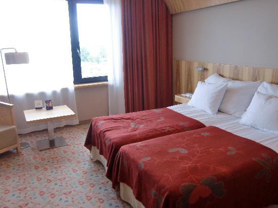 Hotel Euroopa: Camera