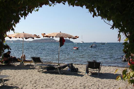 Hotel Fabricia: Beach