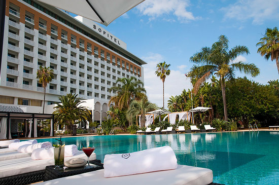 Star Hotels In Rabat Morocco