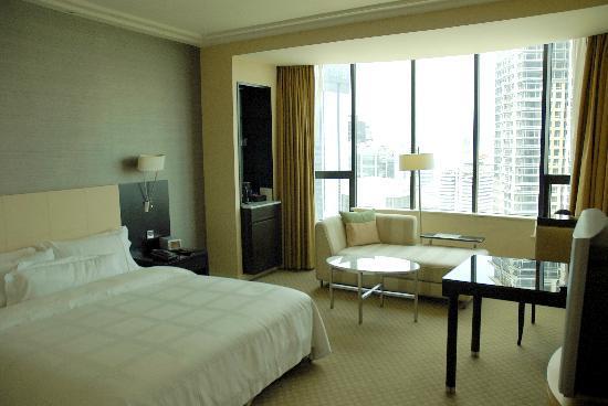 The Westin Kuala Lumpur: Zimmer 33. OG